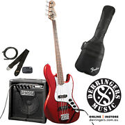 AFFINITY PRECISION BASS WITH RUMBLE 15 AMP Forestville Unley Area Preview