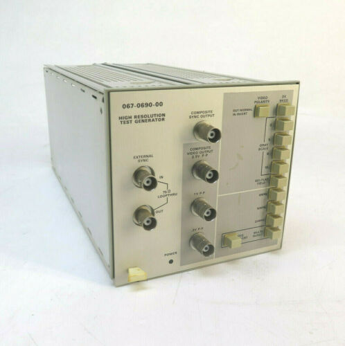 Tektronix High Resolution Test Generator - 067-0690-00