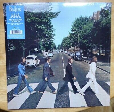 THE BEATLES ABBEY ROAD NEW SEALED 2019 ANNIVERSARY EDITION RE-MASTERED GERMANY