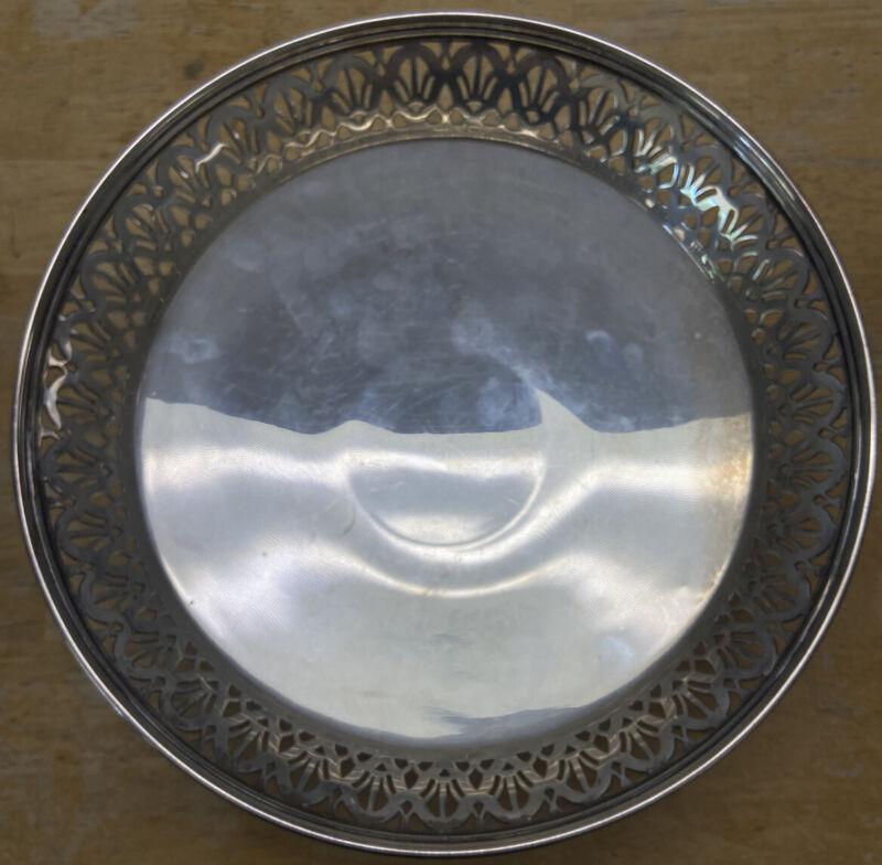Vintage Sterling Silver Tiffany & Co. Bowl 454 Grams