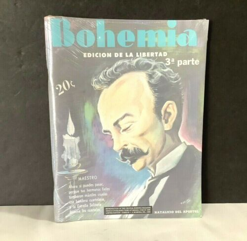Bohemia Edicion De la Libertad Magazine issues Covering Cuban Revolution NEW