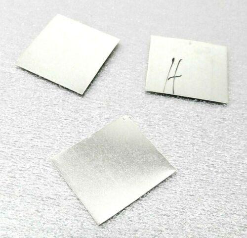 3 Pieces Silver Solder Sheet Assorted Pack 1 Dwt Each Soft Medium & Hard Jewelry