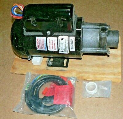 Tecumseh Little Giant Pump Te-5-md-hc 100373-09 Non-submersible 115230v