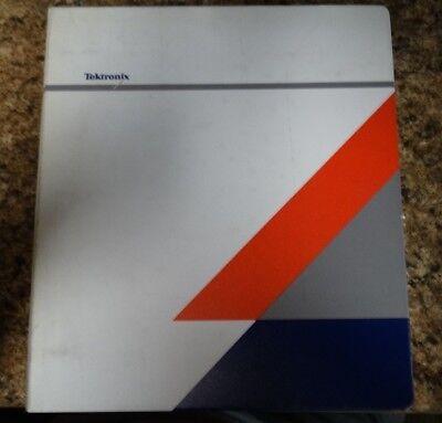 Tektronix Csa 803 Ans 11801 Programmer Manual