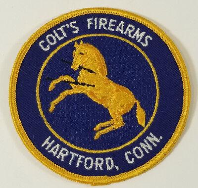 2x3 Colt patch Colt sew on patch Vintage gun patch Colt Colt Firearms