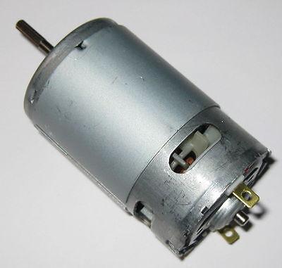 Wind / Hydro Demo Project Motor / Generator w/ Fan - 12V - 72 Watts - 6 Amps