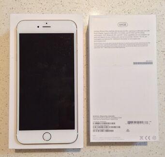 Gold 64GB iPhone 6 Plus  Merrimac Gold Coast City Preview