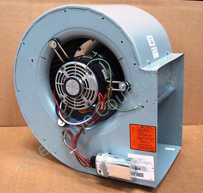 """Grain Bin Aeration Dryer 12-5/8"""" Direct Drive Blower Fan 1 HP 208-230V 3-Speed"""