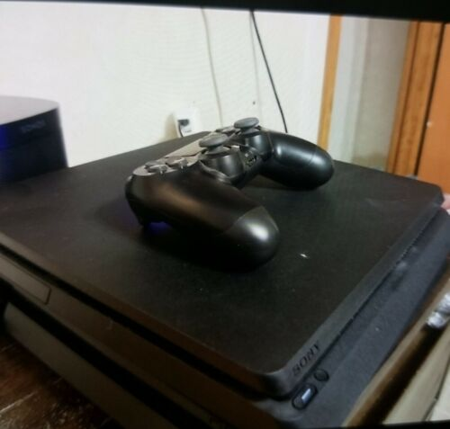 Sony PlayStation 4 Slim 1TB Jet Black Home Console