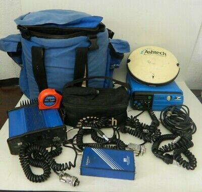 Ashtech Zxtreme 800889 Gps L1l2 System W Pacific Crest Positioning Data Link