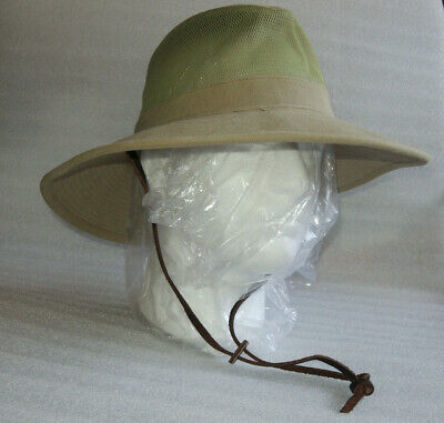 b155a170c4dcb  Nice  Dorfman Pacific Safari Hat with Mesh Crown Size Large Camping Hiking