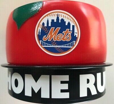 NY METS HOME RUN APPLE BOWL SGA BASEBALL MLB CITI FIELD 2019 FREE SHIPPING ! Ny Mets Home Baseball