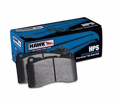Hawk HPS Brake Pads Ford Mustang GT/GT500/GT500KR (2007-2014) [Front] HB453F.585