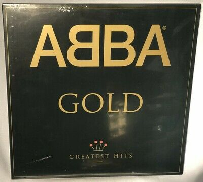 LP ABBA Gold Greatest Hits (2LPs 180g Vinyl, 2014) NEW MINT SEALED