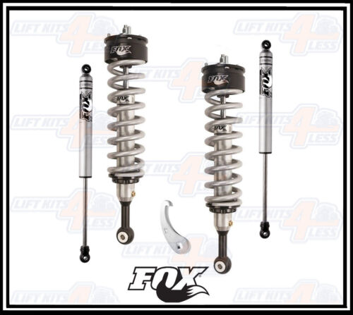 """Fox Shocks 2.0 Ifp Front Coil Over 2"""" Suspension Lift Kit For 14-18 Ford F-150"""