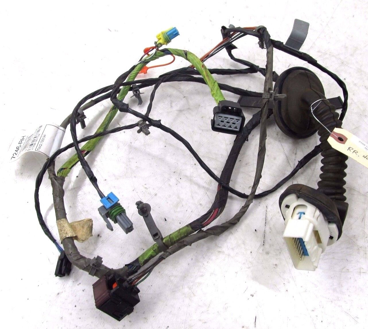 used chevrolet tahoe interior door panels & parts for sale silverado door wiring harness 2003 silverado door wiring diagram