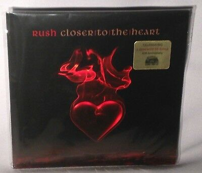 """Rush """"Closer To The Heart"""" RSD Black Friday 40th Anniversary Farewell to Kings"""