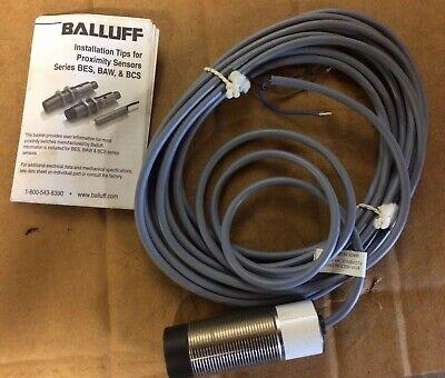 Balluff Baw-030-pf-1-k Analog Hard Wire Proximity Sensor