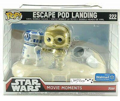 Funko Pop Movie Moments Escape Pod Landing #222 Walmart Exclusive