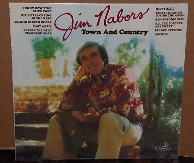 Jim Nabors Town And Country New Sealed Vinyl Lp Record Cut Out 1976 Gomer Pyle