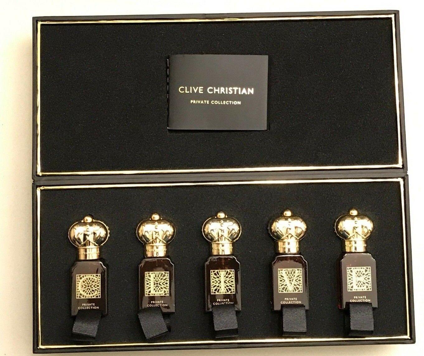 Clive Christian C L I V E 5ml Perfume spray Men Private Coll