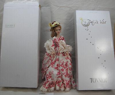 Deja Vu Tonner Anne De Toile Displayed Complete Gorgeous 16  Doll