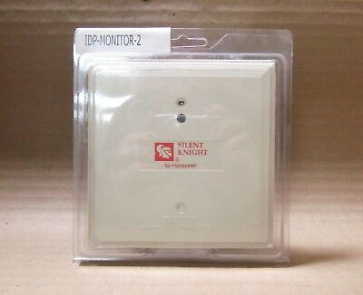 New Silent Knight Idp-monitor-2 Addressable Monitor Module Fire Alarm