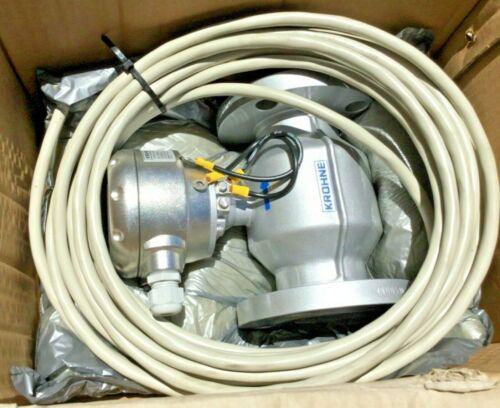 """KROHNE Waterflux 3070 Electromagnetic Water Flow Meter (DN50 / 2"""")"""