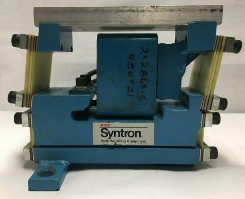 Syntron Magnetic Feeder  Ld-4  Vibratory Shacker  Fmc Corporation (#4012)