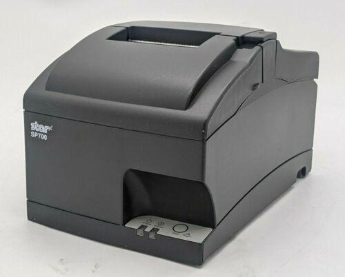 Star Micronics SP700 Impact Receipt Printer Gray 39336532 -NR5839