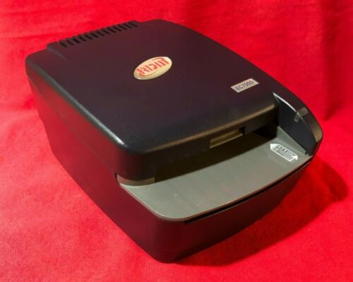 RDM EC7000i Check Scanner with cables