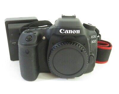 Canon EOS 80D DSLR Camera (Body Only) - 24.2 Megapixel (APS-C)