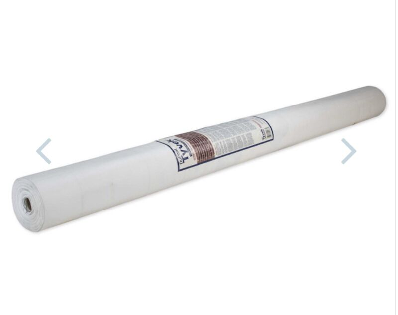Dupont Tyvek Commercial Wrap 10'x125'