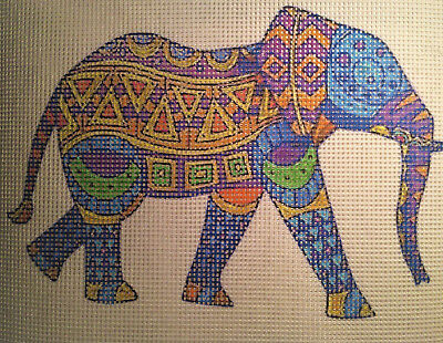 (Needlepoint canvas