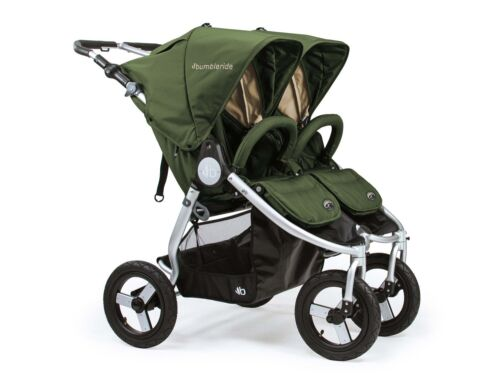 Bumbleride Indie Twin Camp Green Brand NEW!! FREE SHIPPING!!