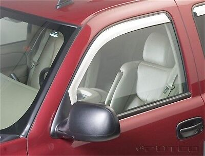 Side Window Vent-WT, Extended Cab Pickup Putco 480010