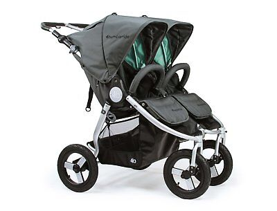Bumbleride Indie Twin 2018 Dawn Grey Mint Brand NEW!! FREE SHIPPING!!