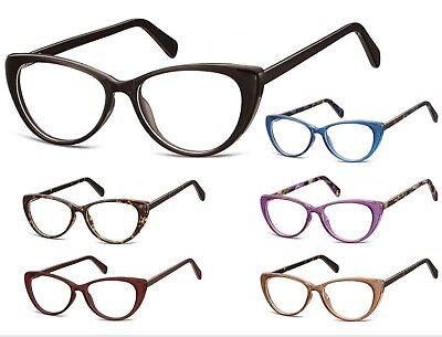 Brillengestell von Frau Stil Cat Eye Auge von Katze AC19