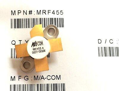 Mrf455 Rf Npn Power Transistor