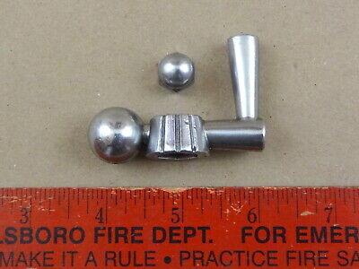 Very Nice Original Craftsman 6 109 109.21270 Lathe Saddle Crank Handle Nut