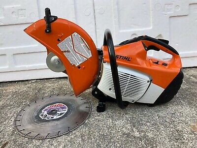 Stihl Ts440 Cutquik 14 Professional 66.7cc Gas Powered Concrete Saw-great Shape