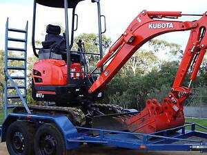 Excavator for dry hire Acton Park Clarence Area Preview