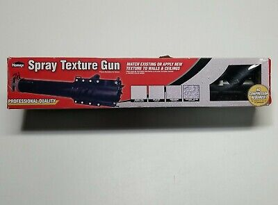 Manual Spray Texture Gunno 4205 Homax Products New In Box