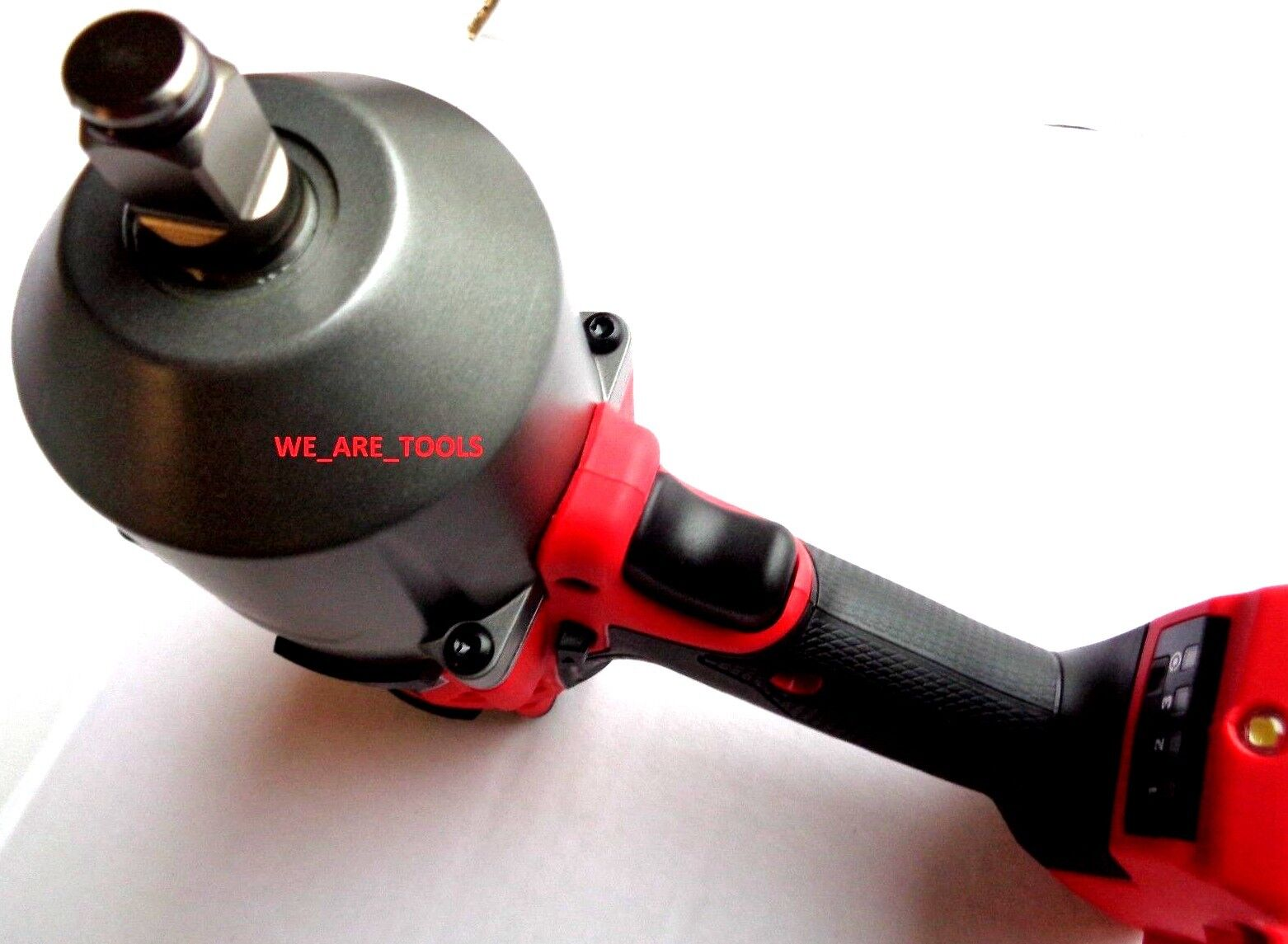 Milwaukee FUEL 2767-20 18V 1/2 Impact Wrench,(1) 48-11-1850 Battery, Charger M18 9