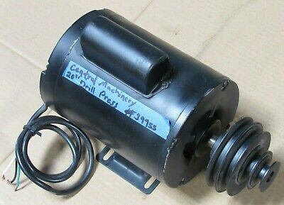 Motor 1.5hp 1720rpm 120v 1phase Class B From Central Machinery 20 Drill Press