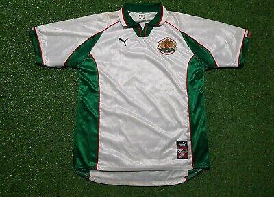 Bulgaria Jersey XXL World Cup 1998 PUMA Football Shirt Maglia Maillot image