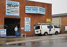 POOL SHOP FOR SALE - HUGE PRICE REDUCTION, TIME TO GO!! Peakhurst Hurstville Area Preview