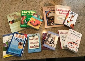 Books for sale!! $1 to $1.75 each!!