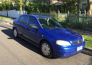 2004 Holden Astra Hatchback  ***FULL YEARS REGO + ROAD WORTHY Melbourne CBD Melbourne City Preview