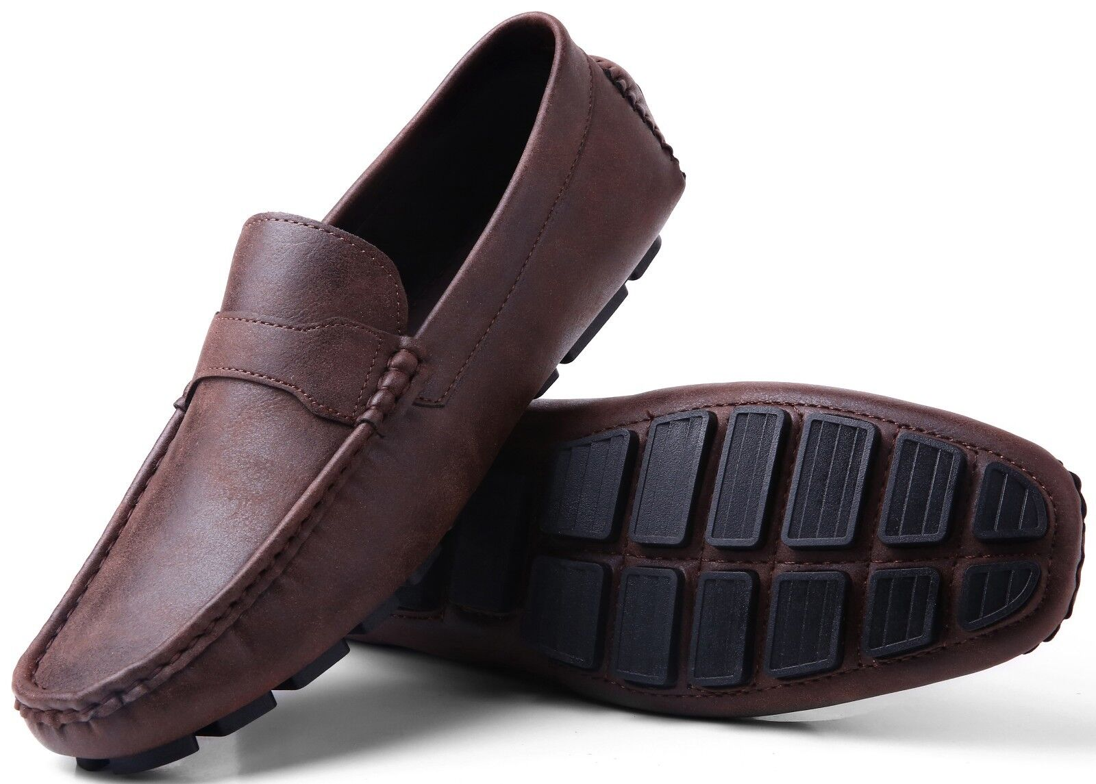Gallery Seven Driving Shoes for Men - Casual Moccasin Loafer